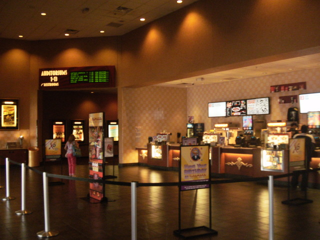 Cinemark mansfield movie times