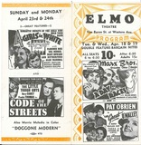 Elmo Movie Program - Outside.