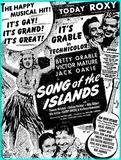"""Song of the Islands"" opened on March 11th, 1942"