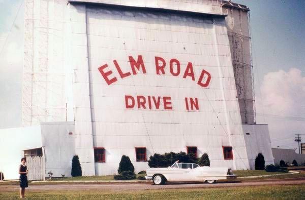 Elm Road Triple Drive In