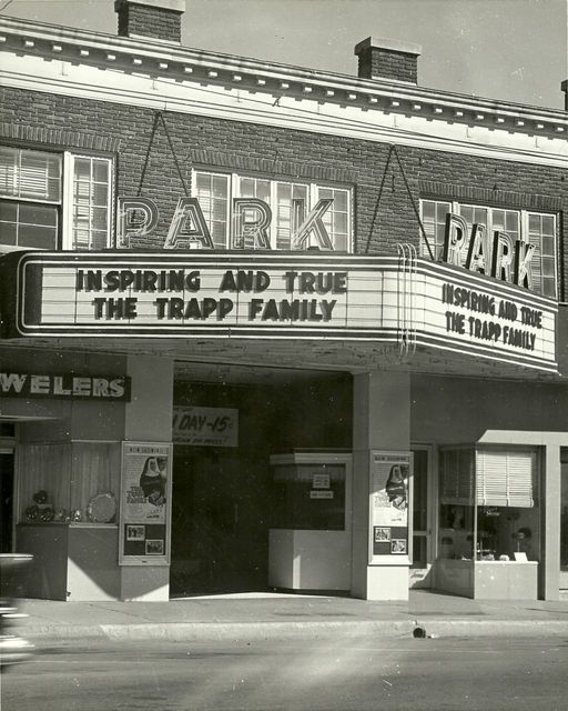 Park Theater, Ardmore, OK.