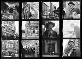 A Vivian Maier Contact Sheet from the archive. © Vivian Maier/Maloof Collection