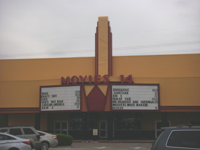 Cinemark Movies 14 In Mckinney Tx Cinema Treasures
