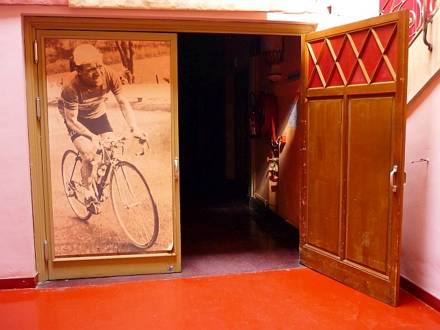 Door poster Stan Ockers