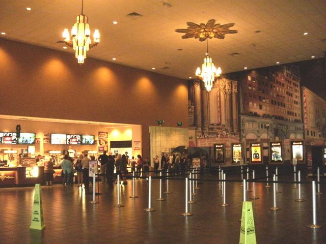 Cinemark vista ridge mall & xd