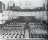 Interior of Oakdale Picture house