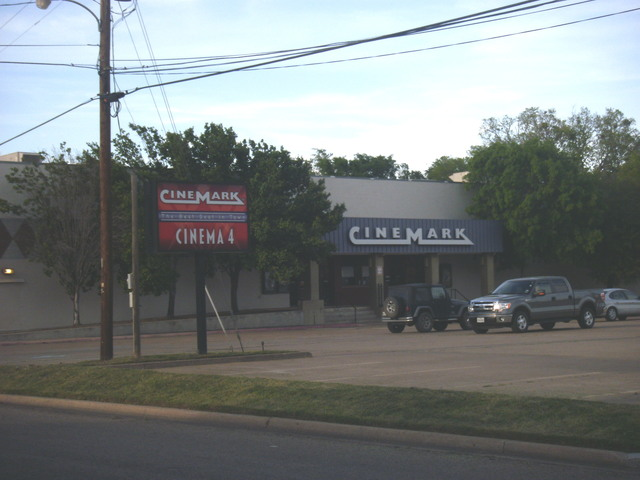 Cinemark Cinema 4