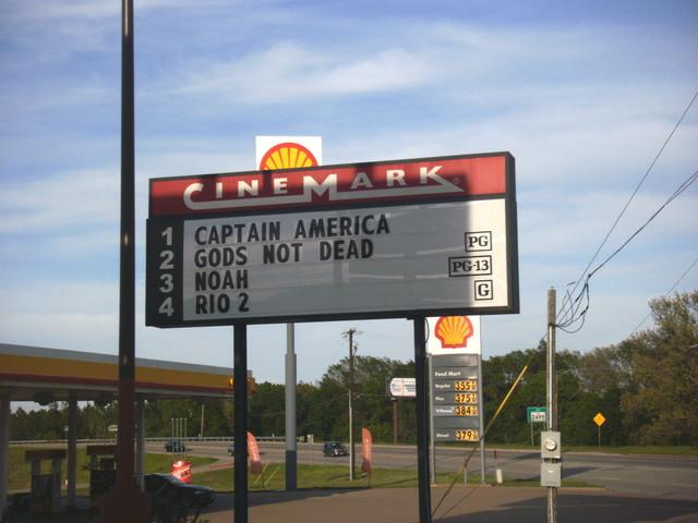 Cinemark Cinema 4