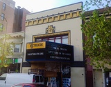 New Marquee for the UC Theatre, Berkeley Ca