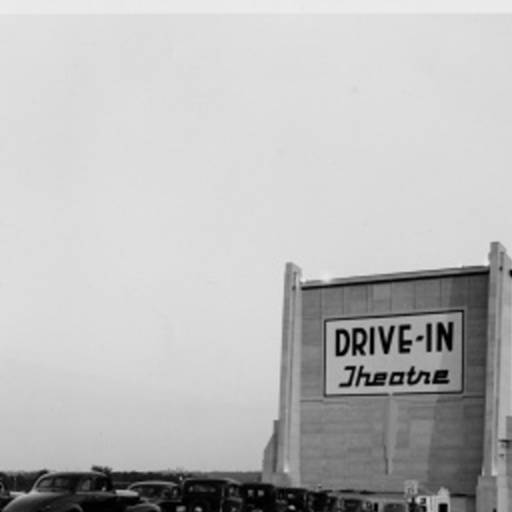 Manchester Drive-In Circa 1940