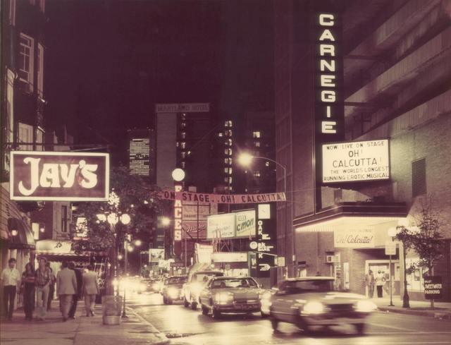 07/25/80 Photo courtesy of David Cacioppo Sr. via Gibson's Steakhouse.