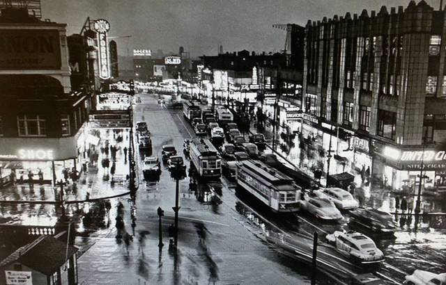 1946 photo courtesy of the Old Images of The Bronx Facebook page.