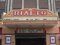 Rialto Theater, El Dorado, AR