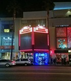 New Marquee Above Box Office