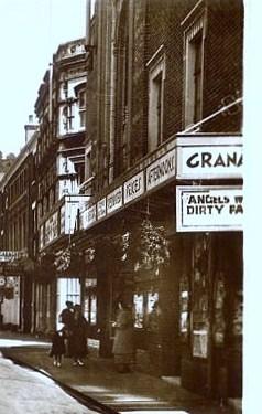 ABC Granada Cinema Dover