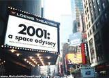 "<p>The last feature to play in 70mm at Loew's Astor Plaza was this engagement of ""2001"" in December 2001.</p>"
