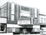 HOLLYWOOD (BUTTERFLY) Theatre; Kenosha, Wisconsin (1947).
