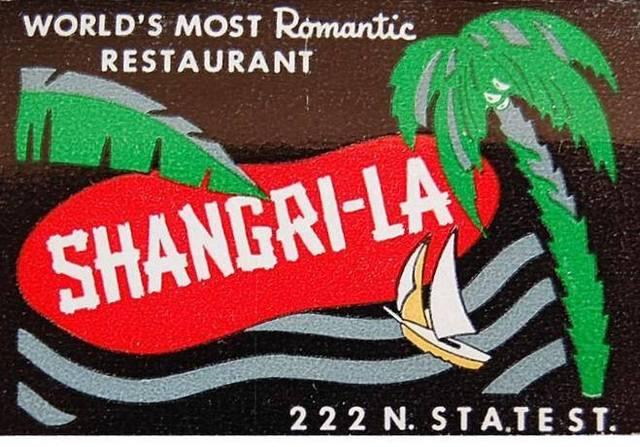 Shangri-La Restaurant image.