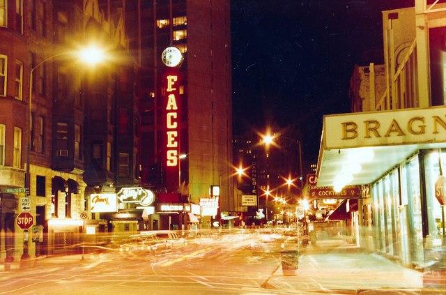1985 photo courtesy of Mike Tuggle.