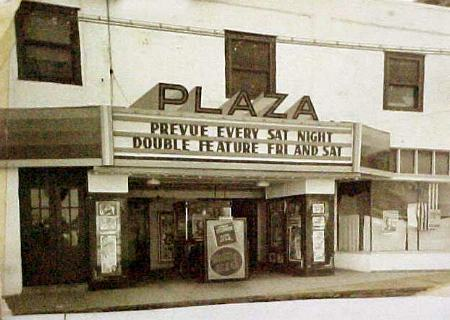 Plaza Theatre, Picher, OK