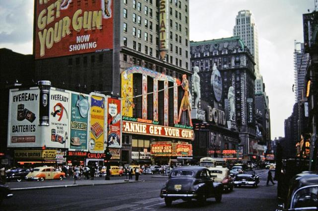1950 photo courtesy of Kenneth McIntyre.
