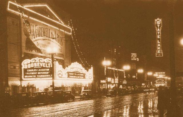 1932 Photo courtesy of the Northwest Side Of Chicago Facebook page.
