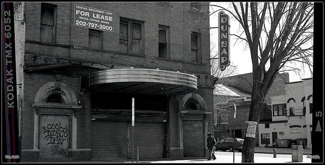 Dunbar Theater ... Washington DC
