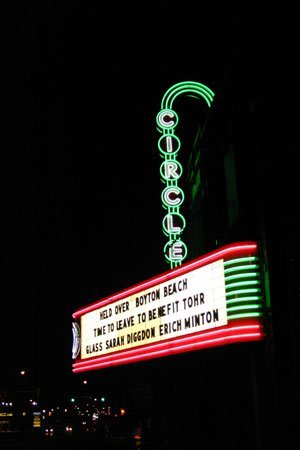 Circle Theater, Tulsa, OK