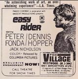 1969 LA Times print ad. Courtesy of the Vintage Los Angeles Facebook page.
