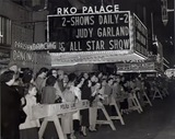 RKO Palace Theatre, NYC