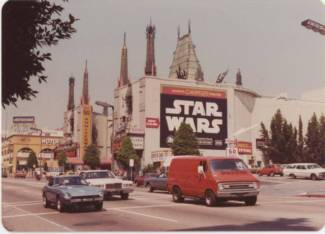 1977 photo courtesy of the Vintage Los Angeles Facebook page.