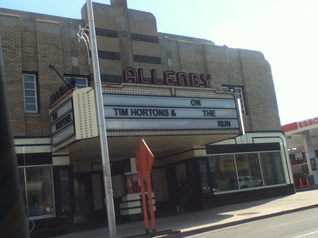 Roxy Theatre (AKA Allenby)  - May 4, 2014
