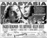 """Anastasia"" had its world premiere at the Roxy on December 13, 1956"