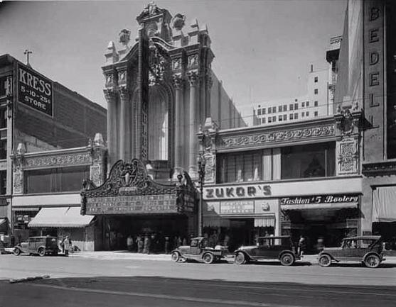 1931 photo courtesy of Norma Lopez Puquirre via the Photos of Los Angeles Facebook page.