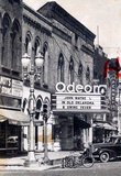 ODEON Theatre; Beaver Dam, Wisconsin.