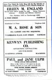 Studios 1 & 2, Farnham - Programme Booklet - September 1973 (p7)