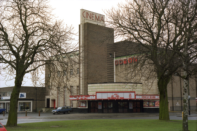 Odeon Harrogate - March 1992 - Close View
