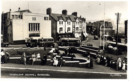 Hanbury Cinema Bargoed