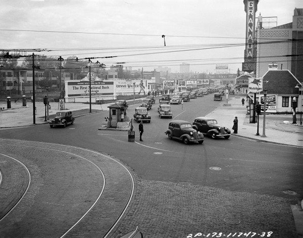 Here is the 1938 IDOT photo.