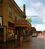 VILAS Theatre;  Eagle River, Wisconsin.