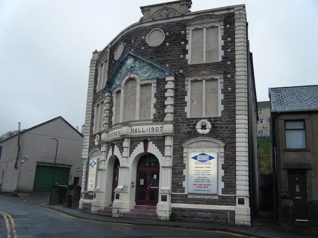 Workmen's Hall Cinema