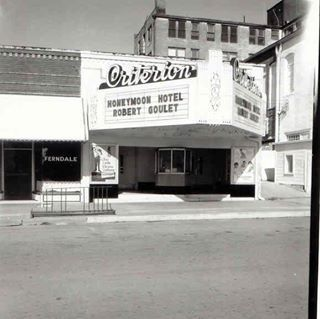 Criterion Theatre, Sapulpa, OK.