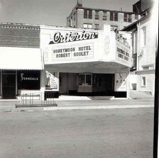 Criterion Theatre, Sapulpa, OK.