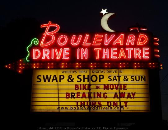 Boulevard Drive-In, Kansas City, KS
