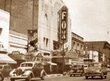 Fox Theatre 1942