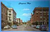 Mid `50's postcard courtesy of Robert G. Swan.