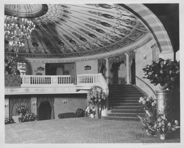 Lobby of the Fox Senator, Sacramento