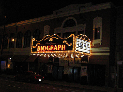 Biograph Theater, Chicago, IL.