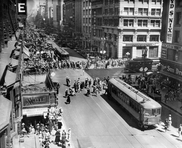 1928 photo courtesy of Bill Gabel.