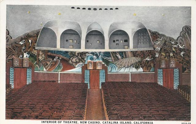 Avalon Theatre in Catalina Island, CA - Cinema Treasures